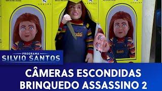 Brinquedo Assassino - Child's Play Prank 2   Câmeras Escondidas (25/08/19)