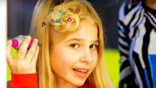 Обучающее видео для девочек - сборник -  Заплетайка - учимся делать прически
