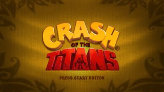 Crash Of The Titans Episode 1 PSP