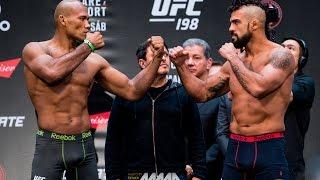 UFC 198 Weigh-Ins: Jacare Souza vs. Vitor Belfort