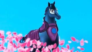 СИМУЛЯТОР МАЛЕНЬКОЙ ЛОШАДКИ #6 EverRun лошади-хранители мультяшные герои #ПУРУМЧАТА