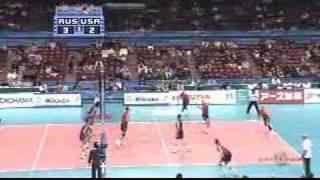 FIVB 08 Russia vs USA Part 1