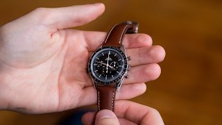 A Week On The Wrist: The Omega Speedmaster 'First Omega In Space'