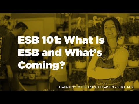 ESB Academy: ESB 101 - YouTube
