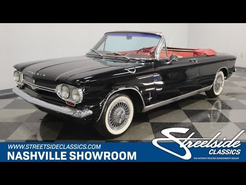 Video of '64 Corvair - Q7OC