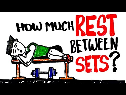 The Key To Building More Muscle Might Be Longer Rests Between Sets