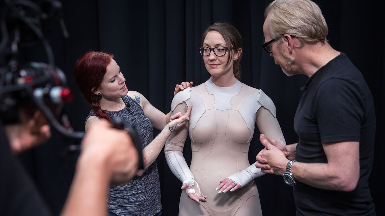 Watch: How Weta Workshop Made Ghost In The Shell's Thermoptic Suit