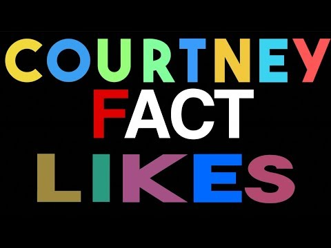 Courtney Fact / You are not your likes