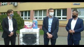 Film do artykułu: Burmistrz Włoszczowy i...