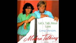 Modern Talking - Let's Talk About Love Long version