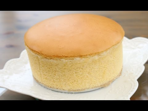 Video How To Make Super Soft and Fluffy Cotton Cheesecake | Chinese Bakery & Japanese Cheesecake 轻乳酪蛋糕
