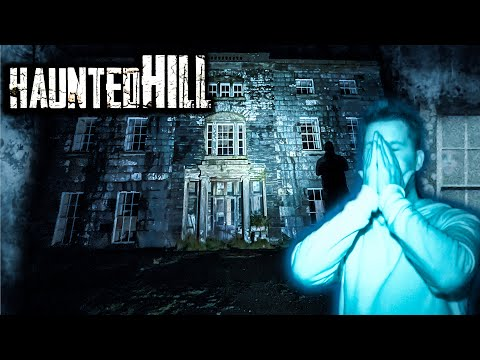 Shocking Experience At Haunted Hill