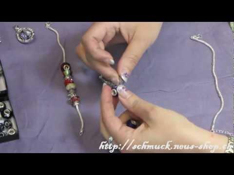 Geschenkidee Easy Style Armband Silber 925 Schmuck elegant blau rot Fashion Geschenk