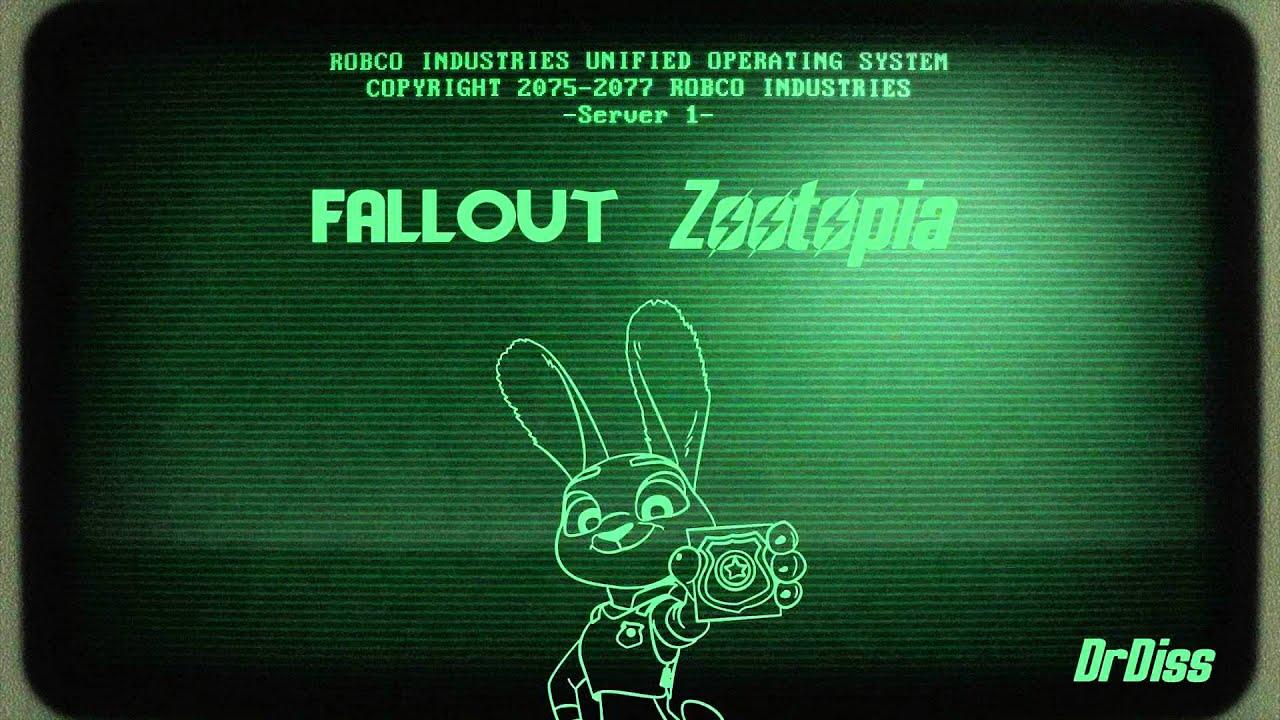 Music: Fallout Zootopia Theme (By Dr.Dissonance1)