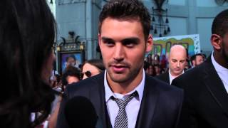 Райан Гузман, Ryan Guzman Interview - Step Up Revolution Premiere