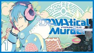 DRAMAtical Murder - Yaoi Visual Novel - Part 1