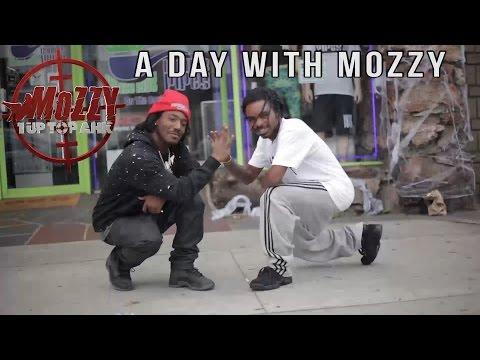 VLOG:  Day In LA with Mozzy 1 uptopfinnadrop