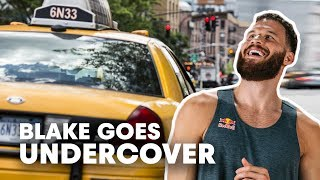 Blake Griffin Surprises Fans As a Cab Driver