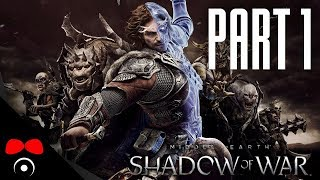 NOVÝ PRSTEN MOCI! | Shadow of War #1