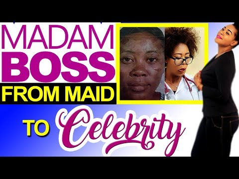 Madam Boss Life Story, 💋 From Maid to Celebrity, ✈💵 ✓