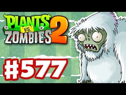 Plants vs. Zombies 2 - Gameplay Walkthrough Part 577 - A Very Yeti Feastivus!