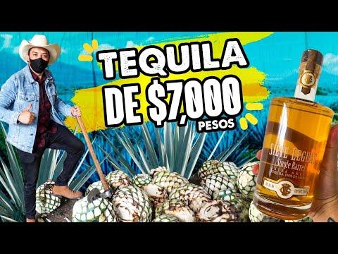 Recorre El Lugar Donde Se Elabora El Tequila Más Costoso Del Mundo