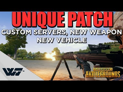 更新介紹:新的狙擊步槍QBU的性能如何? 還有新發財小貨車