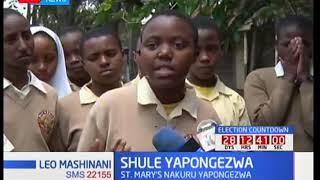 Shule ya wasichana St. Mary's Nakuru yapewa kongole kwa kufanya vyema zaidi