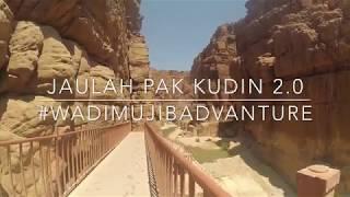 preview picture of video 'WADI MUJIB | JAULAH PAK KUDIN 2.0'