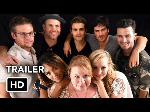 The Vampire Diaries (Comic-Con 2016 Highlight)