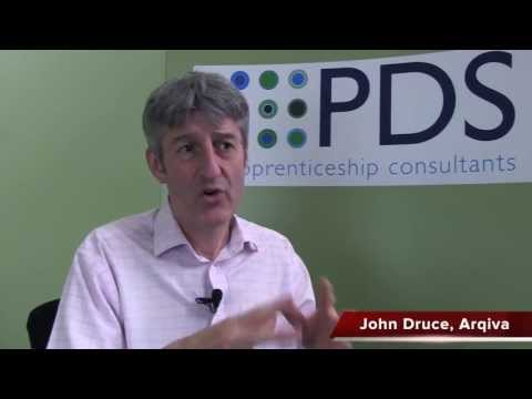 Interview with John Druce from Arqiva