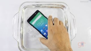 Lenovo Vibe P1m Smartphone will it survive in water?