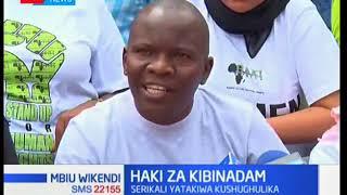 HAKI Afrika yaishutumu serikali kwa kutotatua tatizo la ukosefu wa ajira nchini