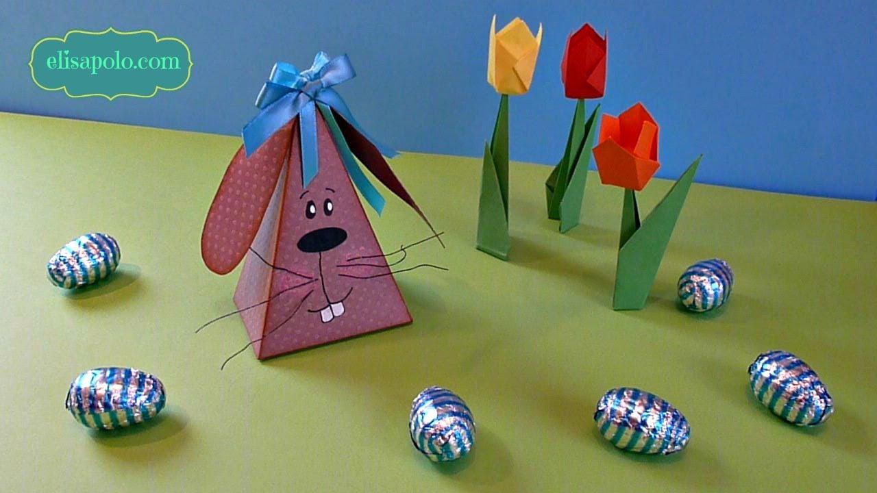 DIY, Conejo Dulcero, Ideas para Pascua, Easter Ideas.