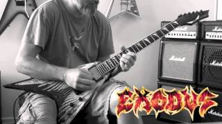 Exodus - Bonded By Blood Guitar Cover