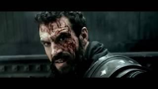 «300 спартанцев 2» Фемистокл устраивает западню.Битва на море.
