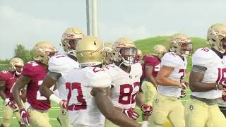 Day 7: Footage from Florida State