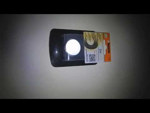 Cortesia e sicurezza, Bticino S3625GL Torcia d'Emergenza Automatica con Funzione Luce di Cortesia Re