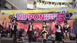 U.S.F. @ Nippon Fever Fest 5 - Aitai Riyuu