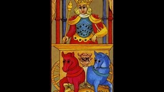 The Chariot tarot card love meanings