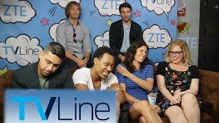 Мыслить Как Преступник, Criminal Minds Interview | TVLine Studio Presented by ZTE | Comic-Con 2016