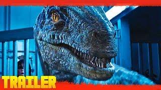 Jurassic World 2: El Reino Caído (2018) Nuevo Tráiler Oficial #3 Español