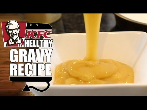 KFC Gravy Recipe Remake