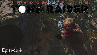 Noch mehr Raubkatzen! • Let's Play Shadow of the Tomb Raider #04 • [GER/HD]