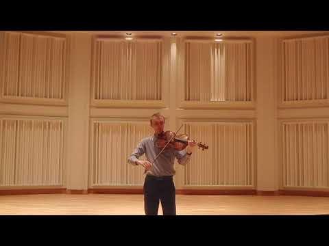 JS Bach - Cello Suite No. 2 - Prelude