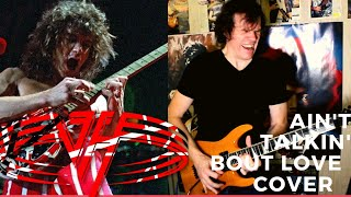 I love Eddie Van Halen