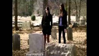 Vampire Diaries 2x17 - Isobel and Elena - Isobel kills herself