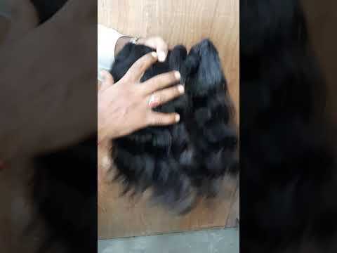 Indian Remy Virgin Temple Hair