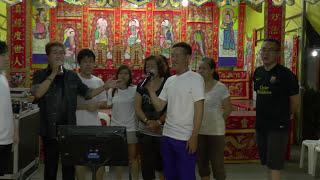 朱峰 Zhu Feng - 大二爷伯 (八海宫 · 丧礼 20.03.2015)