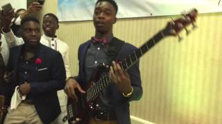 Yaw Osei-Owusu Praises - Youth Convention (Church Of Pentecost)